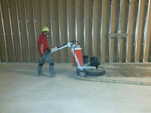 epoxy-based industrial floors