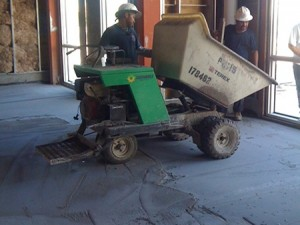 industrial concrete floors for manufacturing facilities, loading docks & more