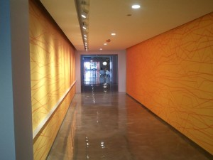 polished concrete contractor Chicago Elk Grove Village