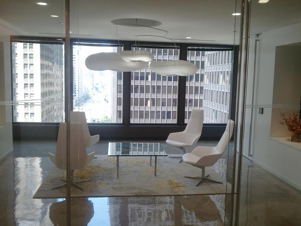 Polished Concrete Floors For Business Offices